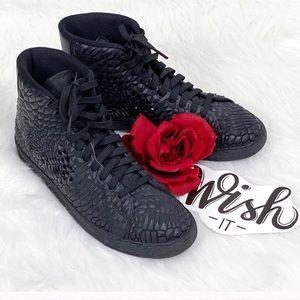 🥳Hp🎊Nike Blazer Mid DMB Women'sSize 8  (Black)